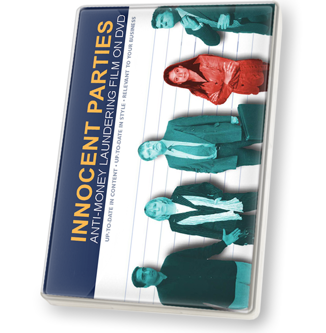Product image showing Innocent Parties DVD cover