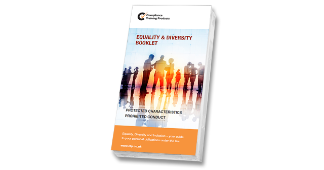 Equality and diversity booklets